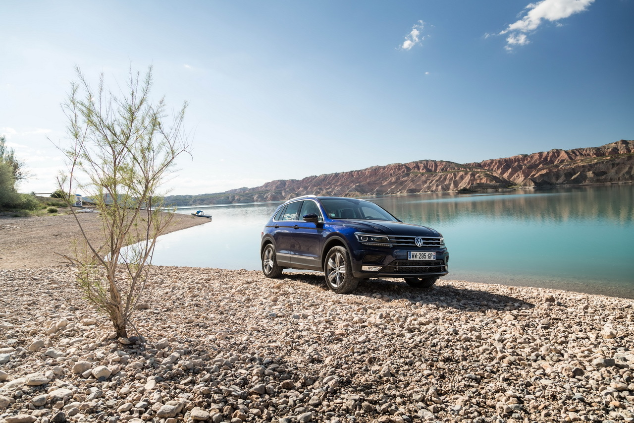 essai volkswagen tiguan 2016 notre avis sur le tdi 190 4x4 dsg7 photo 12 l 39 argus. Black Bedroom Furniture Sets. Home Design Ideas