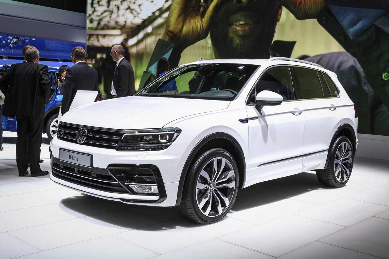 volkswagen tiguan 2016 les prix du tiguan r line volkswagen auto evasion forum auto. Black Bedroom Furniture Sets. Home Design Ideas