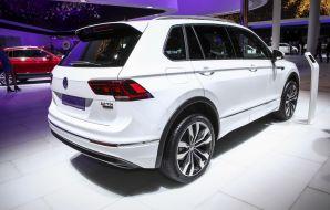 Rappel Volkswagen Tiguan R-Line