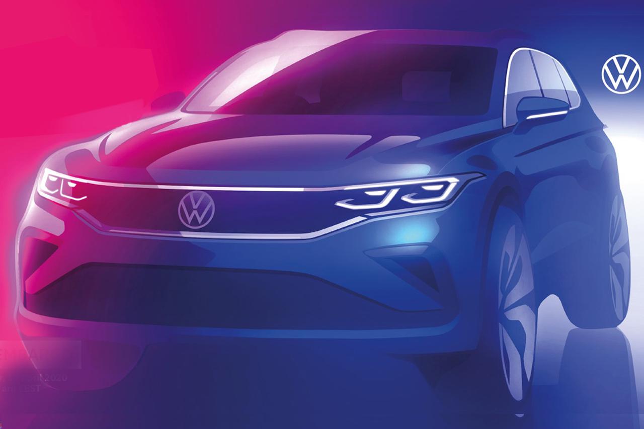 Volkswagen Tiguan restylé (2020) : il sera prêt dès cet été