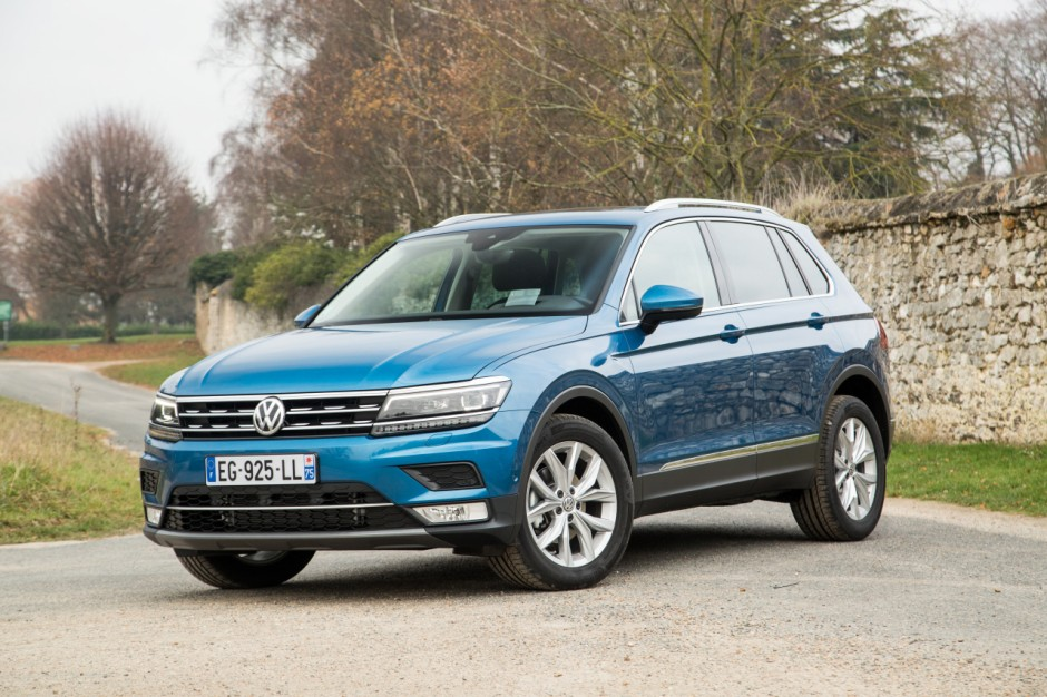 essai volkswagen tiguan tdi 150 dsg7 4x2 dans le mille photo 12 l 39 argus. Black Bedroom Furniture Sets. Home Design Ideas