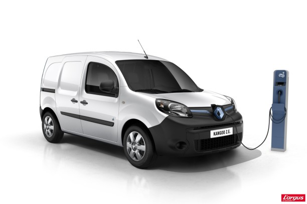 le renault kangoo z e change en 2013 l 39 argus. Black Bedroom Furniture Sets. Home Design Ideas