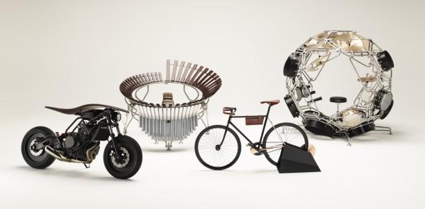le projet ah a may de yamaha s 39 expose la 9 me biennale du design l 39 argus. Black Bedroom Furniture Sets. Home Design Ideas