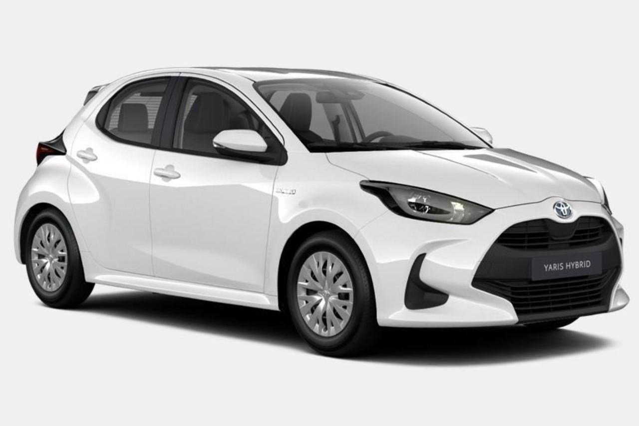 Toyota Yaris 2020 Prix Et Configurateur En Ligne
