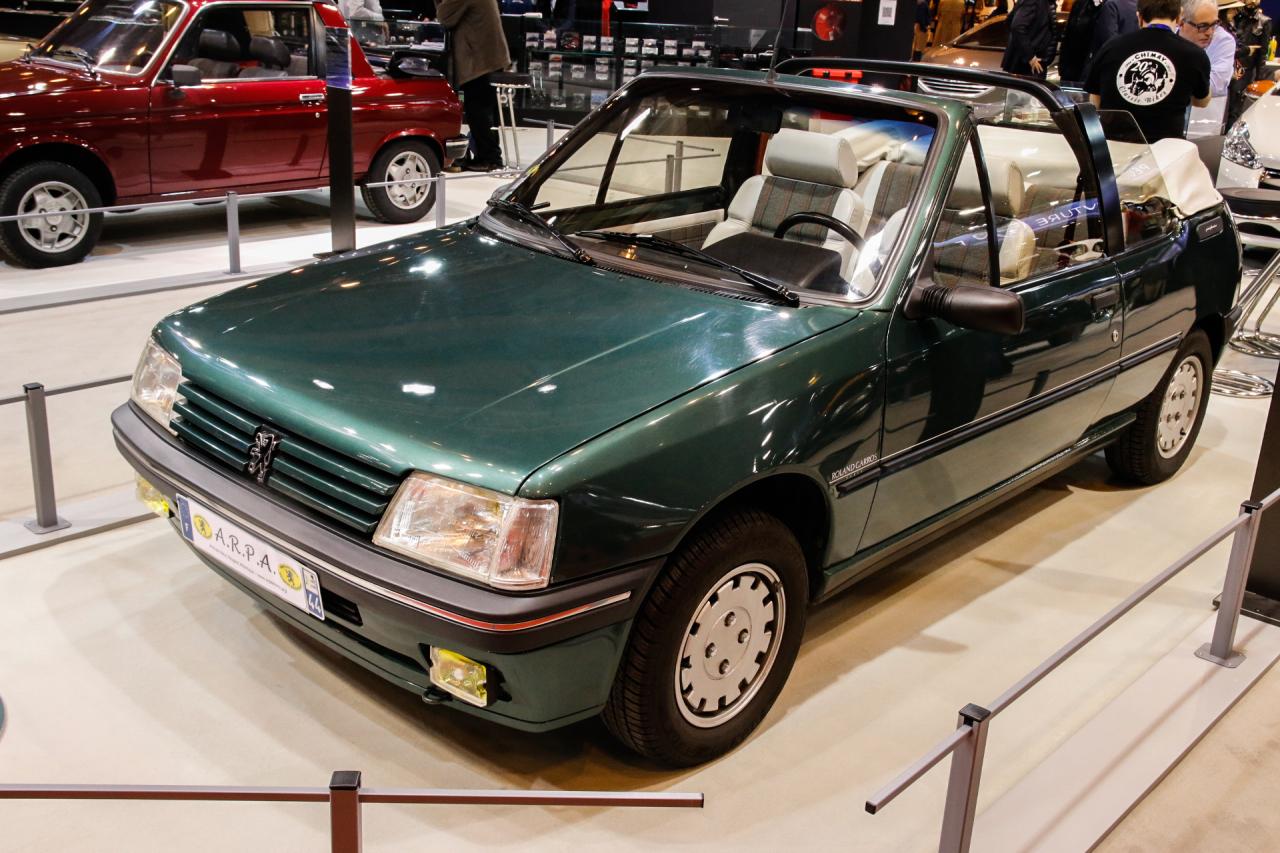 Youngtimer cabriolet