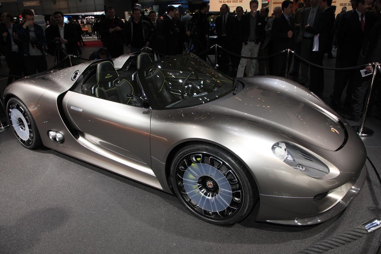 La Porsche qui faisait du 3 l/100 km