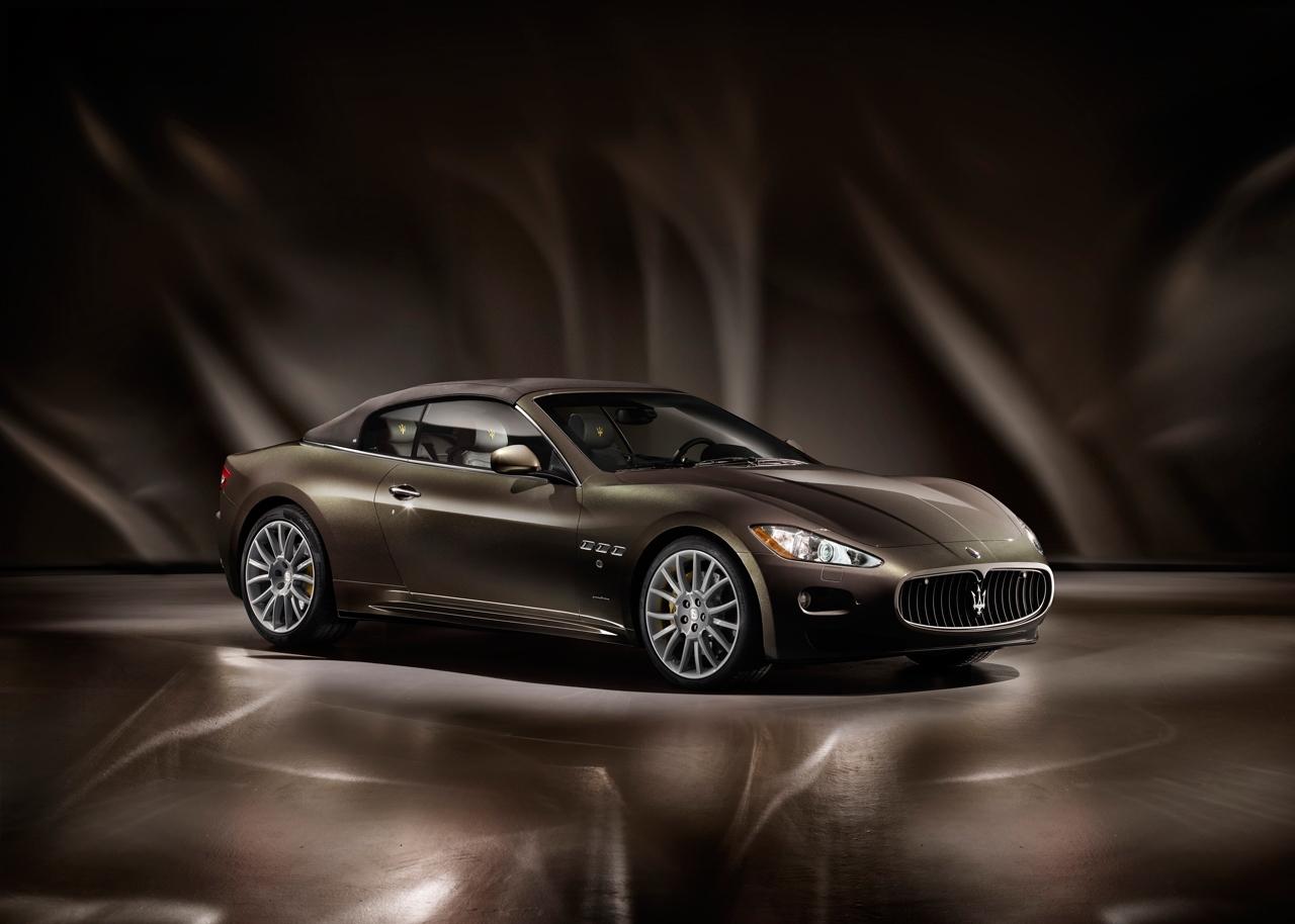 Maserati se met sur son 31 à Francfort
