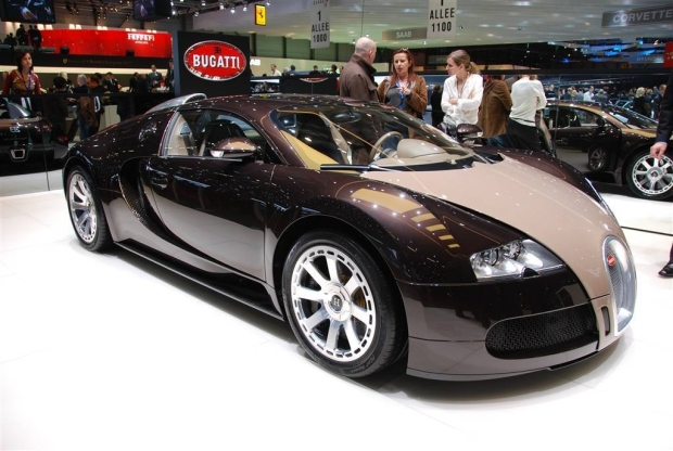 Bugatti Veyron Fbg Hermès