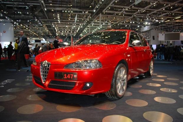 Alfa Romeo 147 DucatI Corse