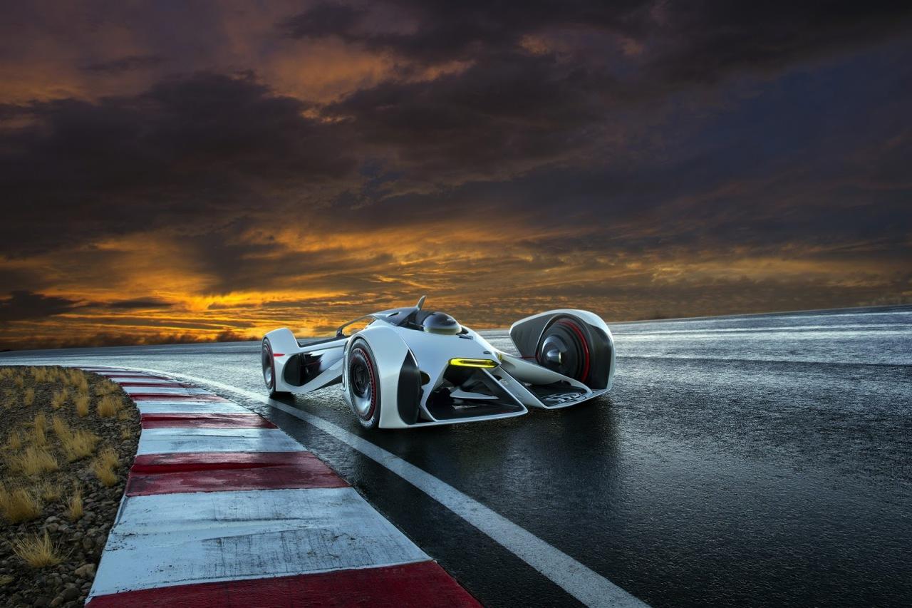 Le délire visionaire de Chevrolet sur Gran Turismo 6