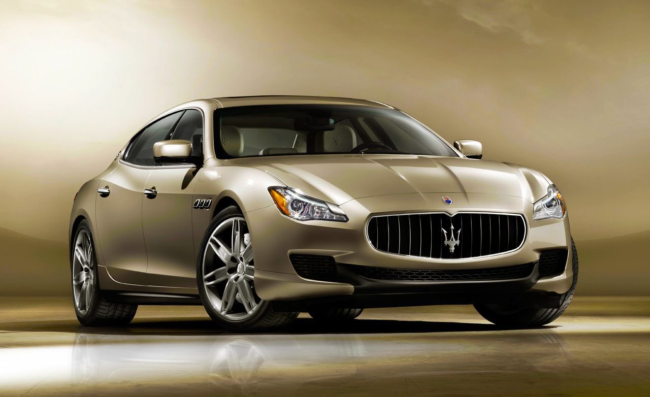 Les ventes de Maserati au beau fixe