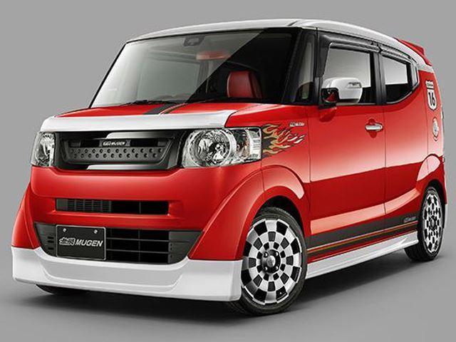 Tokyo Auto Salon : Honda se lâche