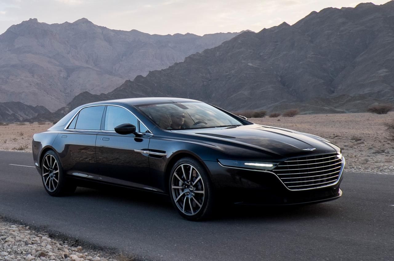 Aston Martin Lagonda, trop sage ?