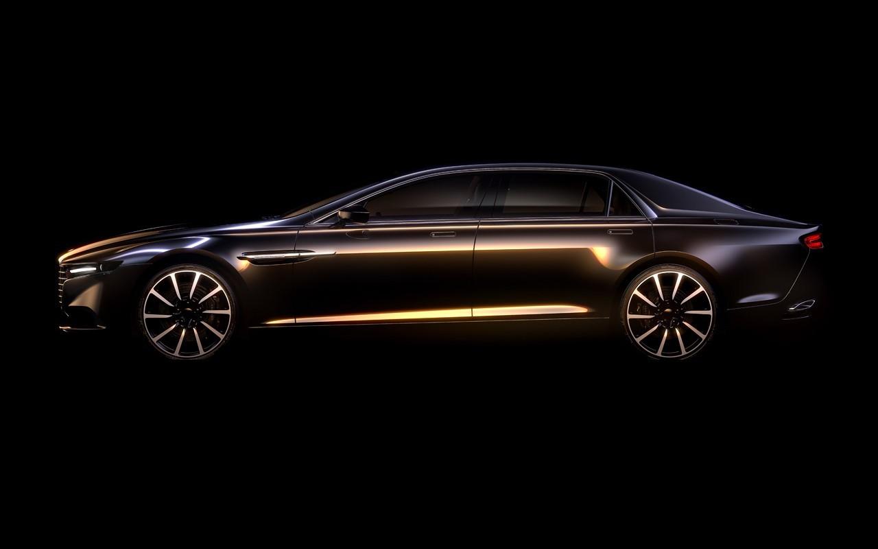 Une Lagonda bientôt de retour chez Aston Martin