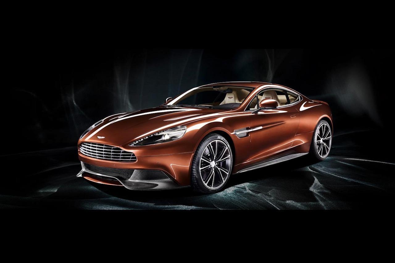 Un partenariat entre Aston Martin et Mercedes-Benz pour la fourniture de moteurs