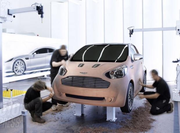 Aston Martin Concept Cygnet