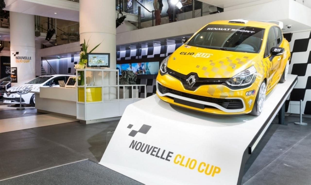 L'Atelier Renault met le sport automobile à l'honneur