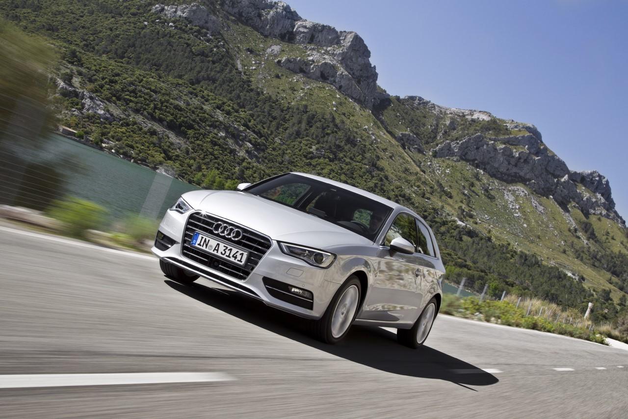 2 200 euros d'avantage client sur l'Audi A3 Sport design