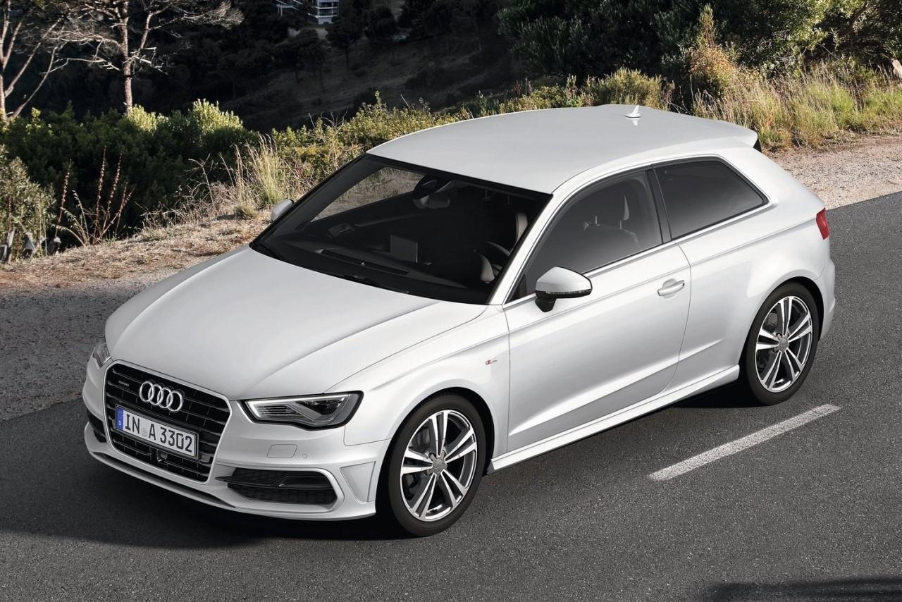 L'Audi A3 carbure à l'ultra en essence et en Diesel