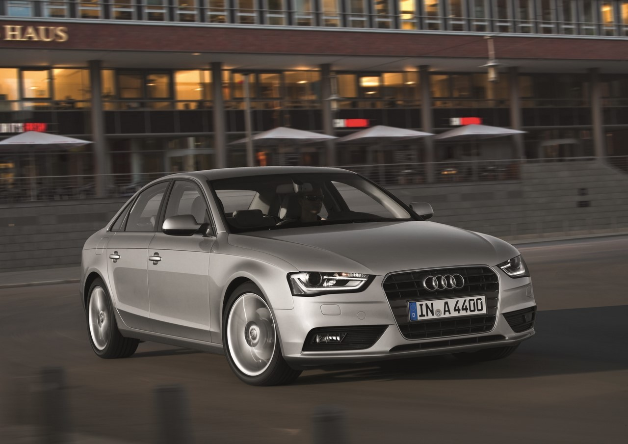 Audi A4, A5 et A6 ultra : consommation minimale