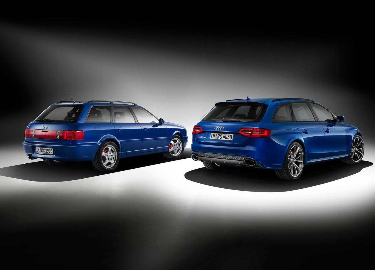 Audi RS4 Nogaro, hommage à la première RS2