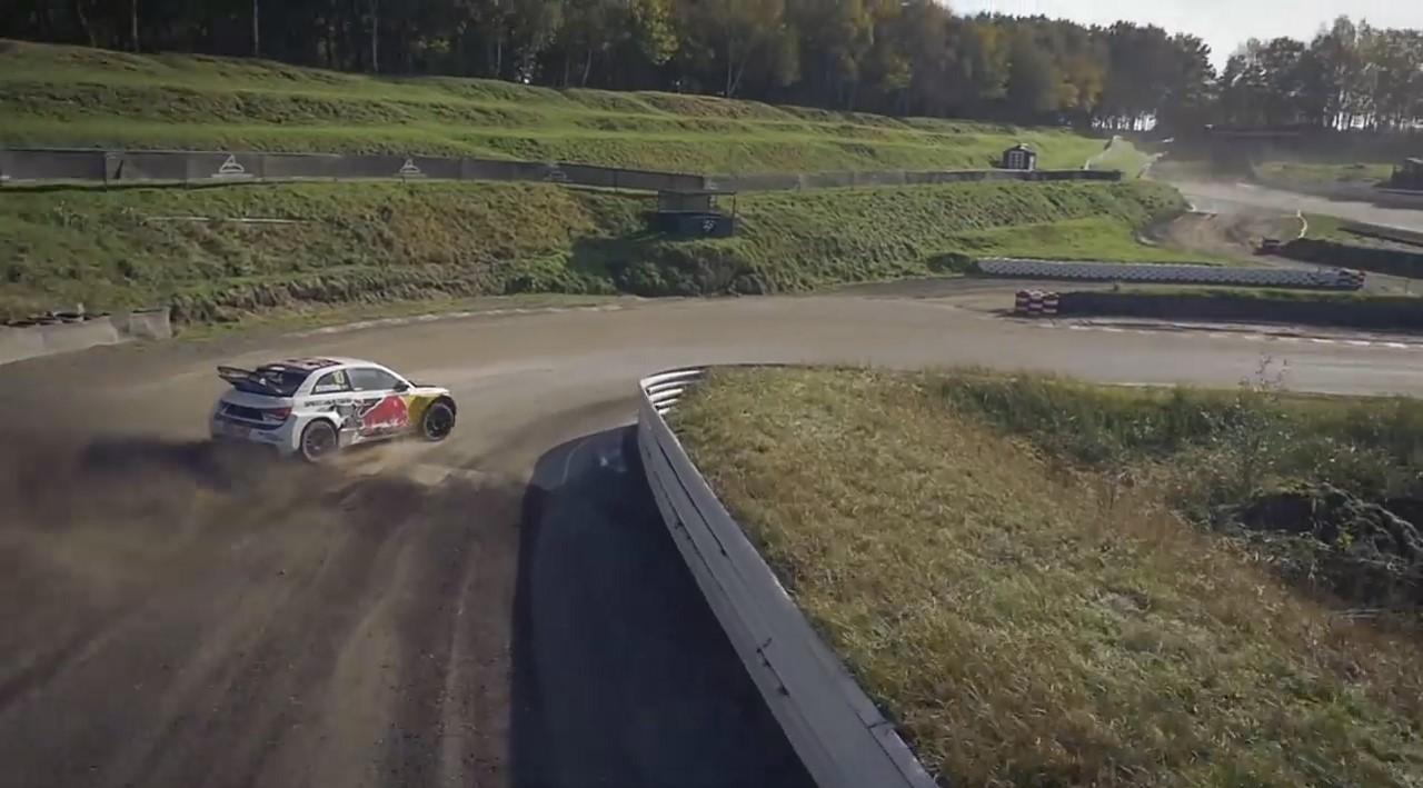 Vidéo : Walter Röhrl s'éclate en Audi S1 Quattro