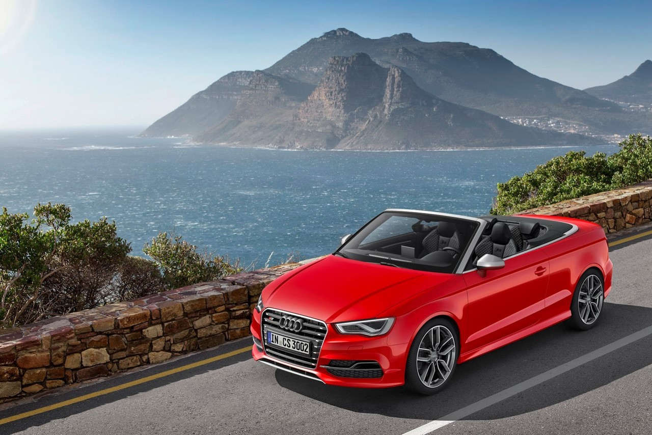 Audi S3 Cabriolet : 300 chevaux les cheveux au vent