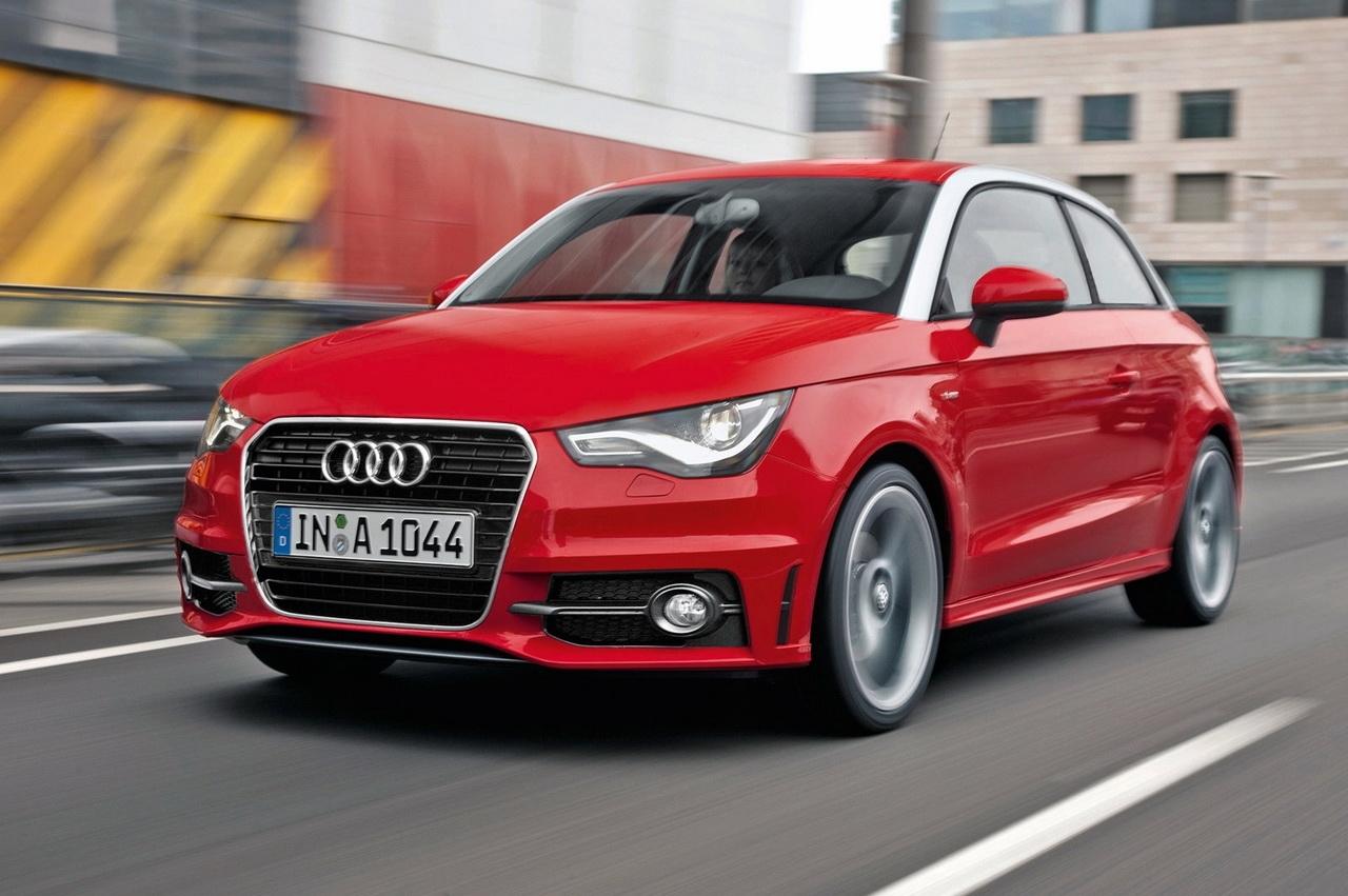 La petite Audi étoffe son catalogue