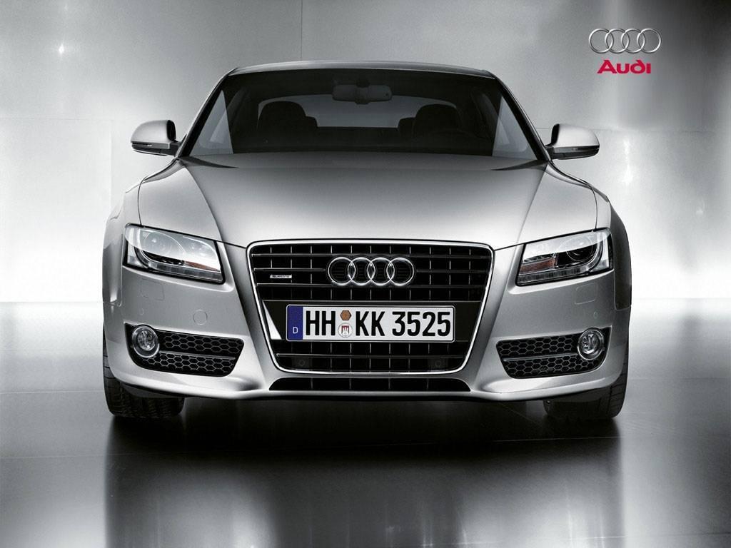 Le nouveau coupé Audi