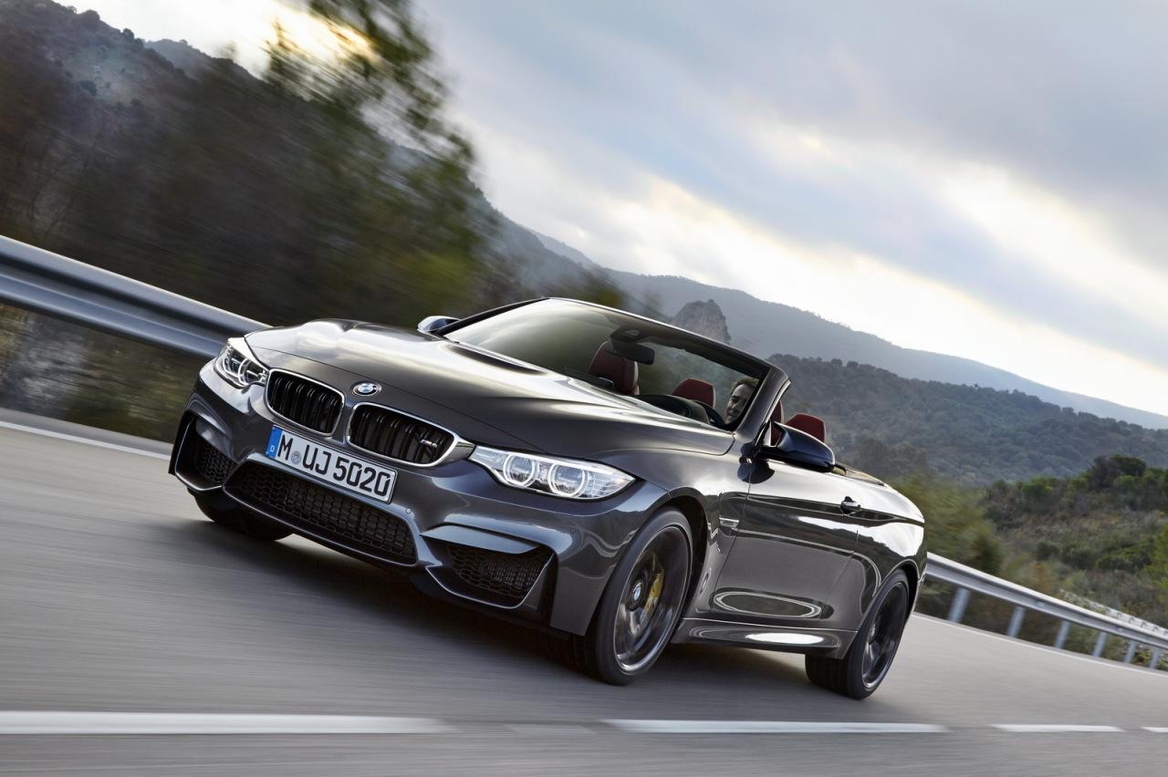 BMW M4 Cabriolet, du souffle contre les kilos