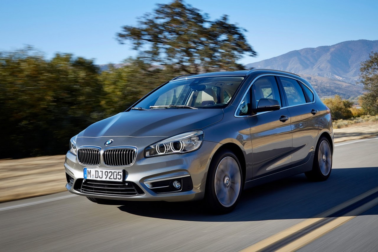 BMW Série 2 Active Tourer : c'est pourtant bien une BMW