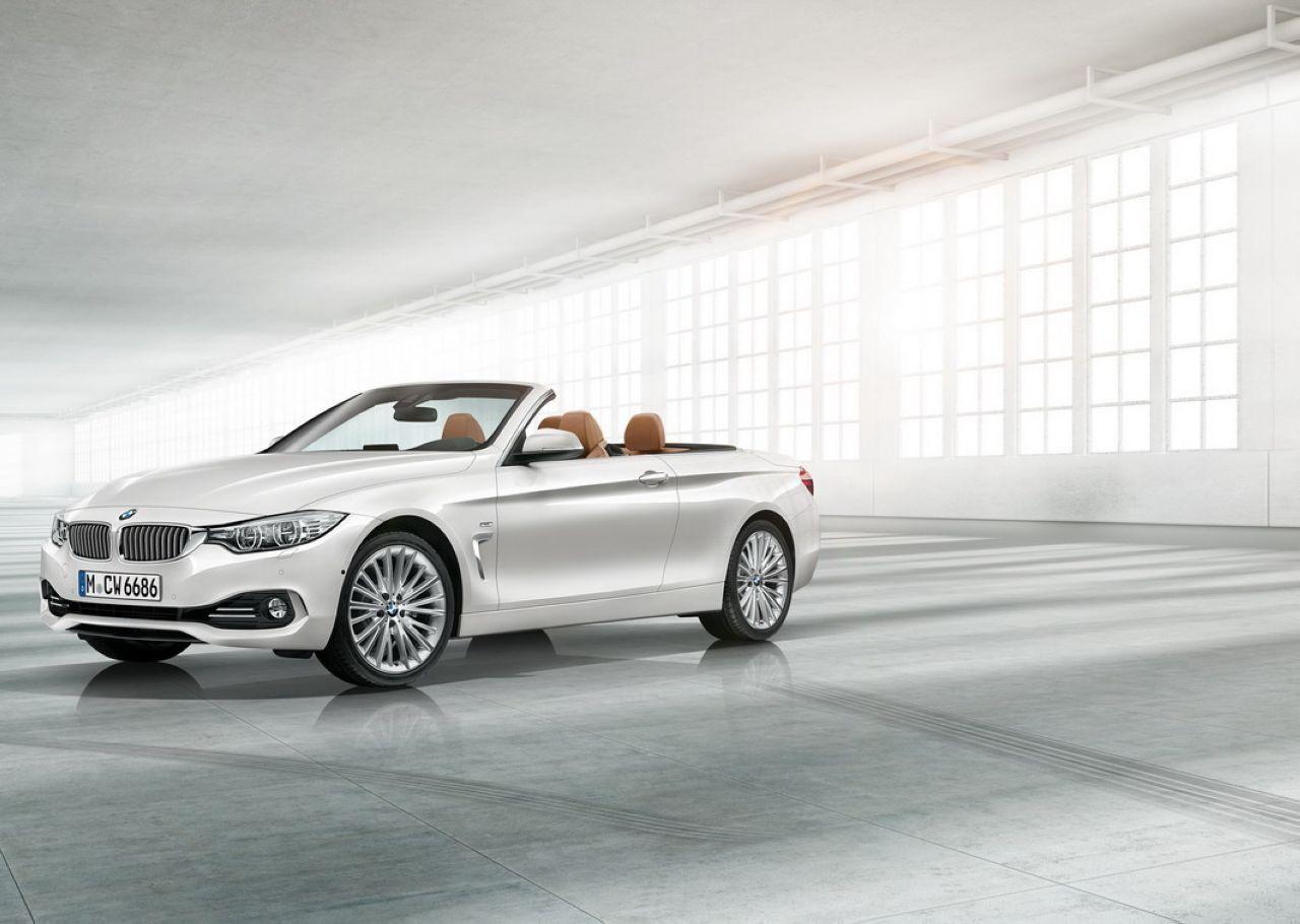 BMW Série 4 Cabriolet 2014 : les photos du nouveau cabriolet de BMW