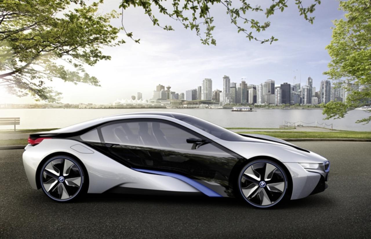 La future supercar BMW se précise