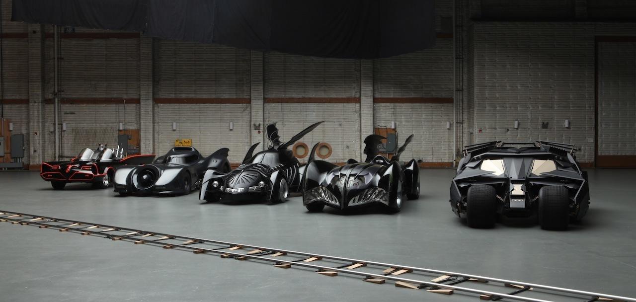 General Motors prépare la nouvelle voiture de Batman