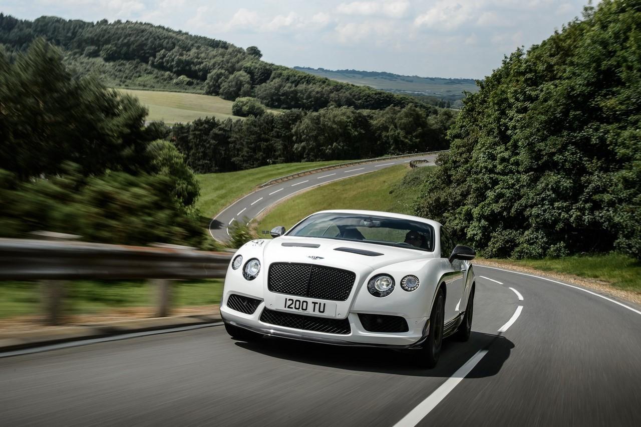 Bentley Continental GT3-R : elle pousse fort, très fort