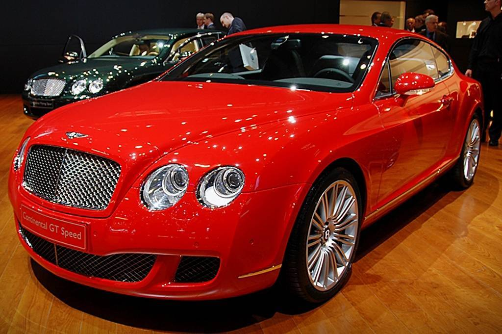 La plus puissante des Bentley