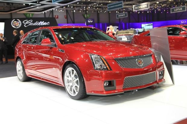 Cadillac Cts-V Sw
