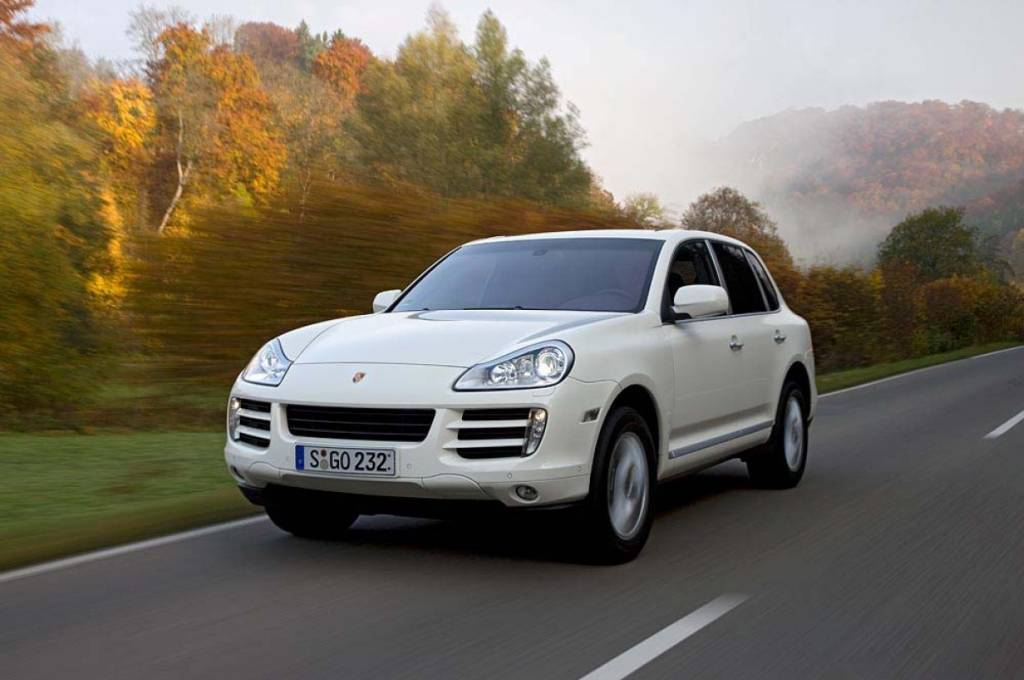 Porsche cède aux sirènes du mazout !