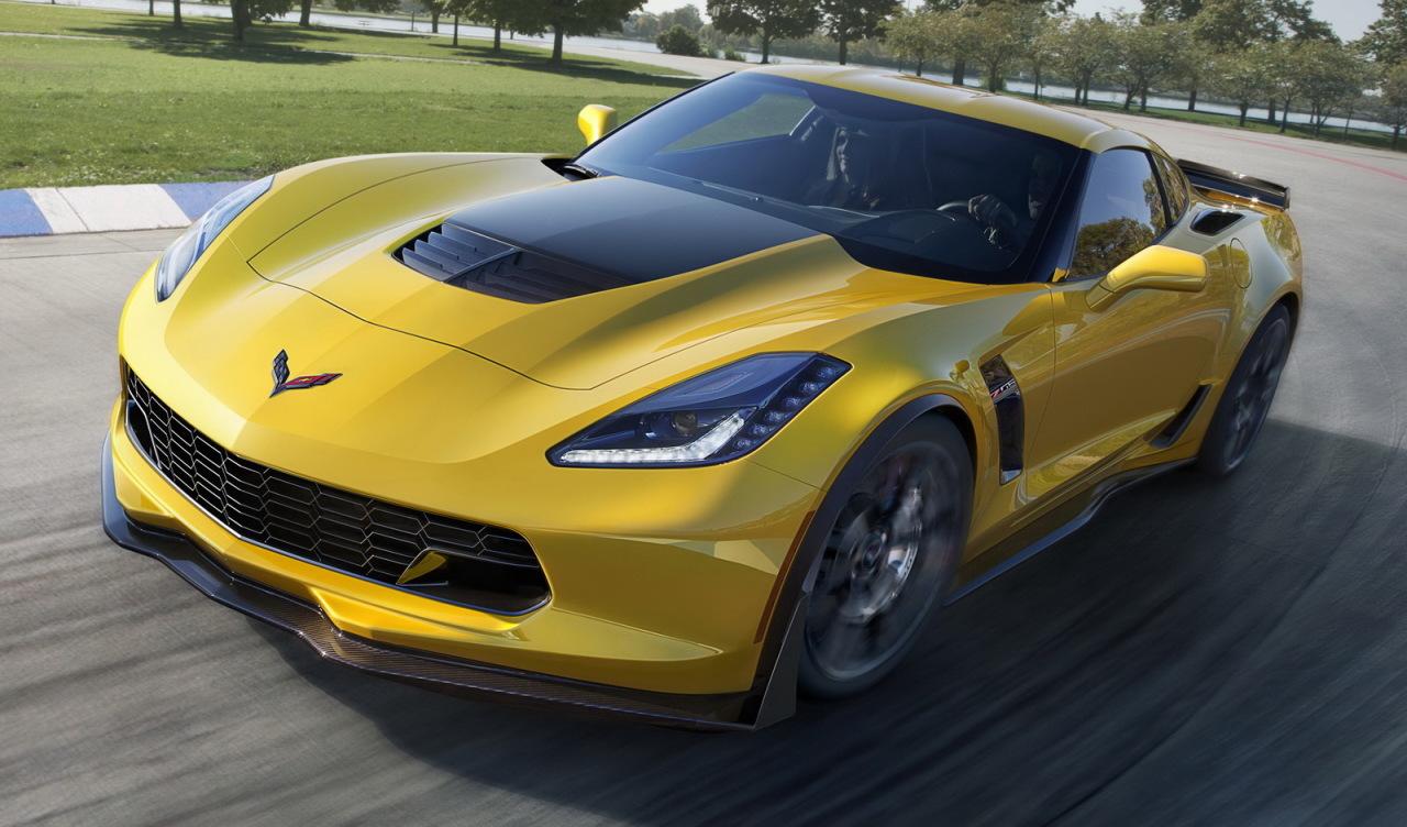 Chevrolet Corvette Z06 (2014) : 625 ch pour la nouvelle Z06