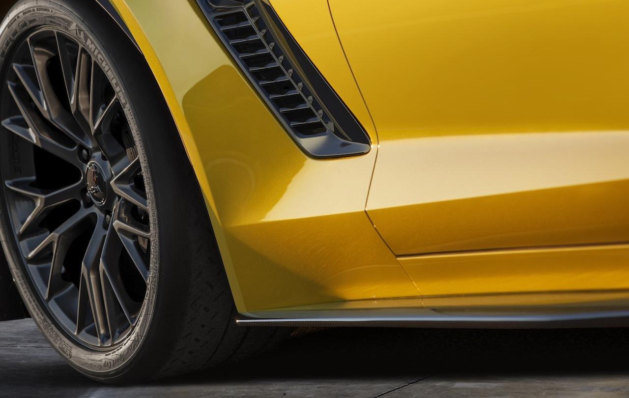 La Chevrolet Corvette Z06 fera ses débuts au Salon de Détroit