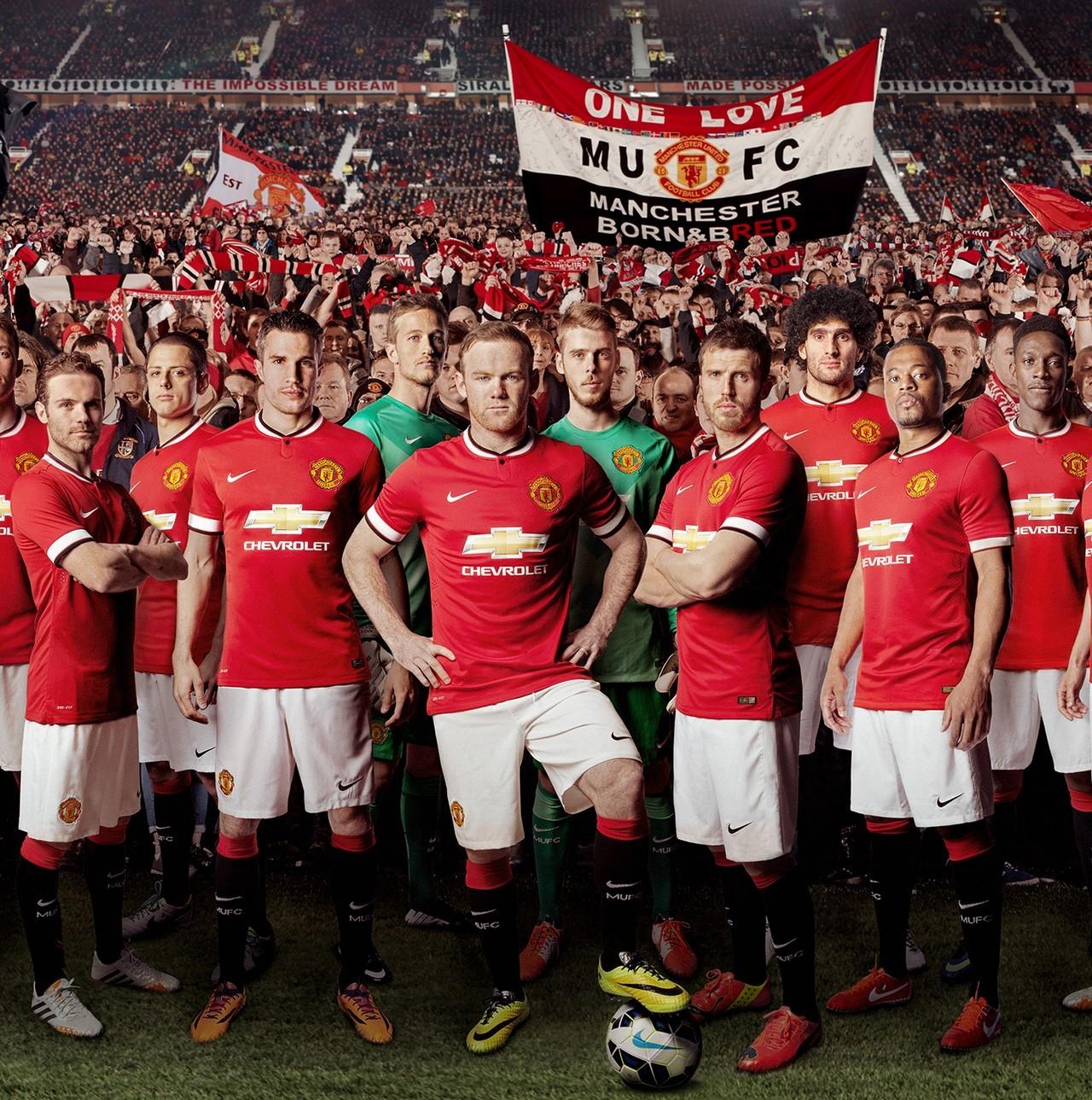 Les stars de Manchester United ne veulent pas de leur Chevrolet