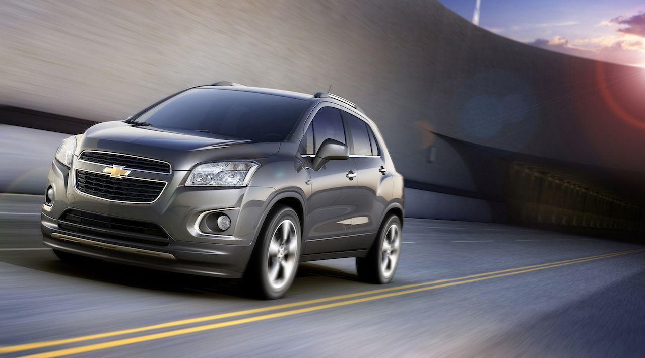 1,25 million de voitures vendues pour Chevrolet
