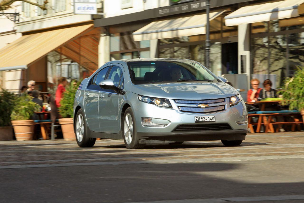 Chevrolet baisse le prix de la Volt de 5000 € en France