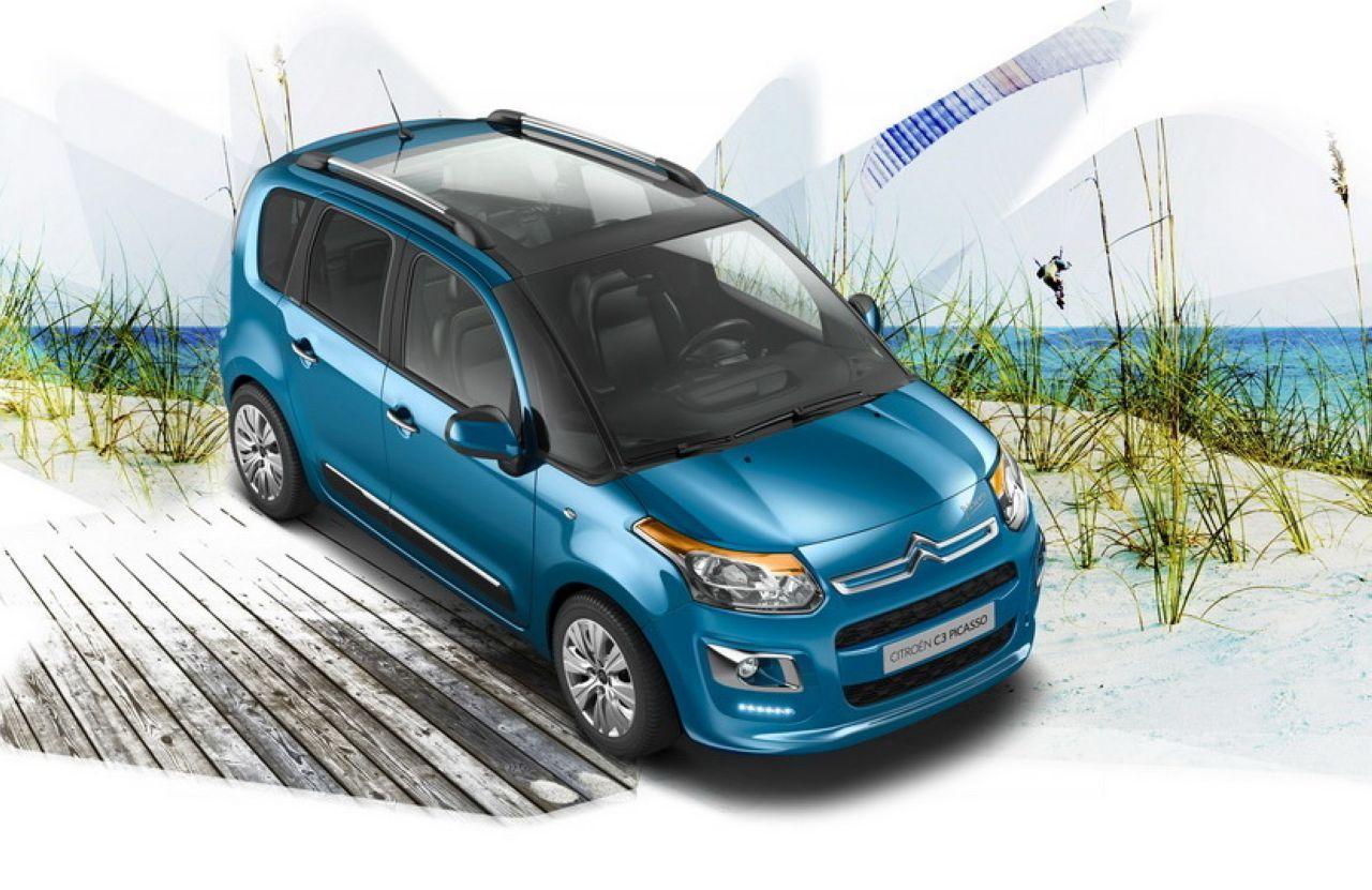 Officiel : le Citroën C3 Picasso 2 sera fabriqué par Opel
