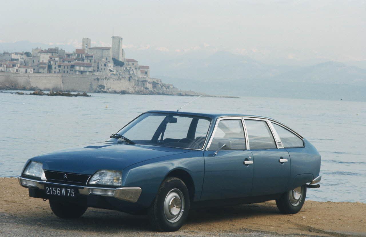 Citroën CX : Mamie Techno fête ses 40 ans