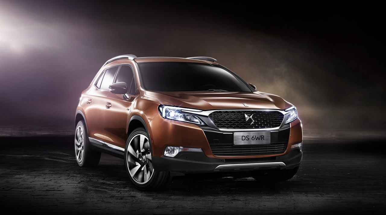 DS 6WR : Citroën lance son crossover DS en Chine