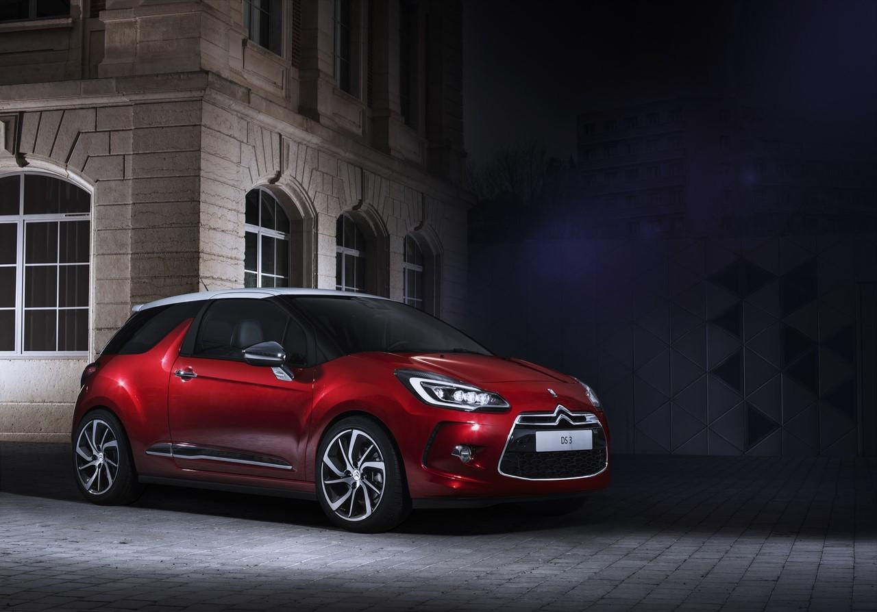 Un nouveau regard pour la Citroën DS3