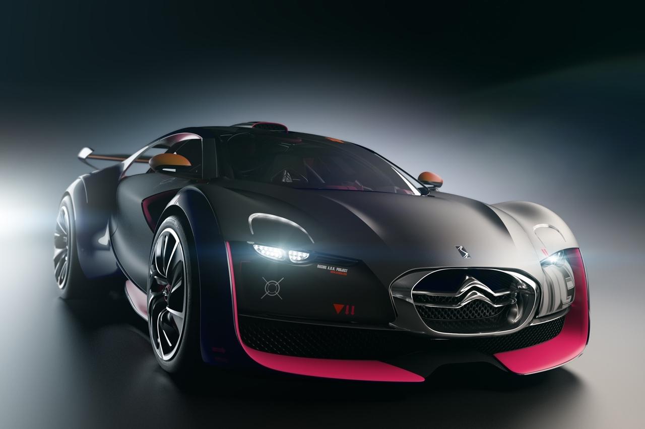 Citroën fait rouler la Survolt sur circuit en tout électrique