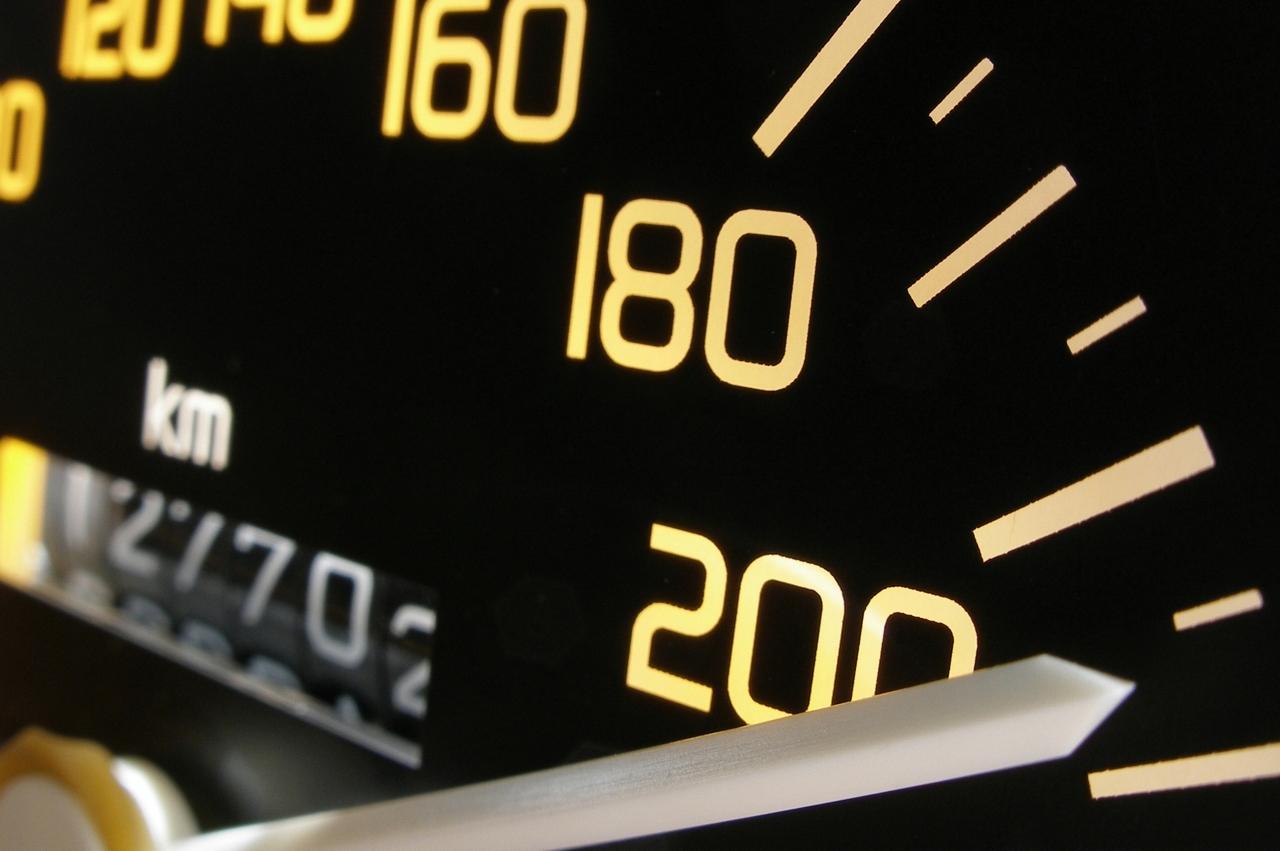 Flashé à 290 km/h sur une autoroute suisse