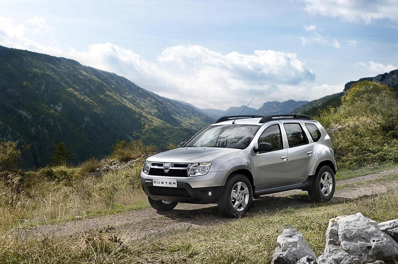 Dacia s'attaque au marché du 4X4 low-cost